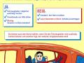 Maßnahmen bei drohender Überhitzung in einem geschlossenen Auto